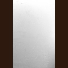 Свечка Рустик Цилиндр 3 фитиля белый (D-15 х 20)