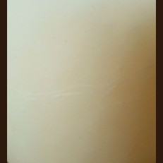 Свечка РУСТИК Прямокутна 3 фитиля бежевая (20х7х10 см)