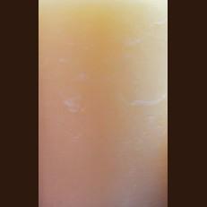 Свічка Рустік Циліндр абрикос (8,5 х 12 см, 85 год)