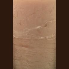 Свічка Рустік Квадрат мигдаль (7 х 7 х 7,5 см, 30 год)