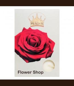 Свеча чайная АРОМА ( 8 х 12 ) \ 6 цветочный магазин