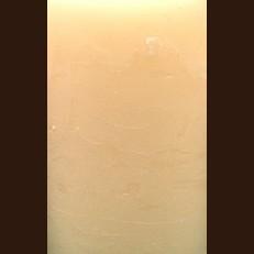 Свечка РУСТИК Квадрат айвори (9,5 х 9,5 х 20, 110 час)