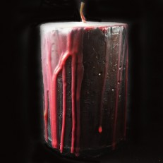 Свеча Парафиновая Цилиндр