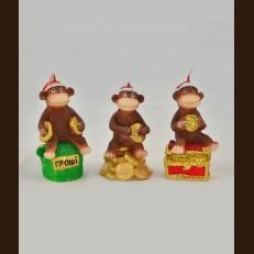 Мавпа Брелок (5х8 см)