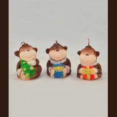 Мавпа Хомка (5х6 см)