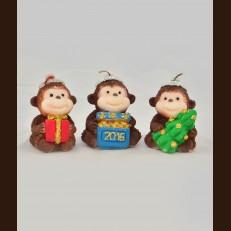 Мавпочки манюньки (6х7х8 см)