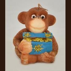 Мавпа з скринкою (7х7х8 см)