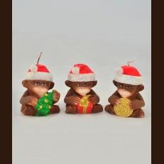 Мавпа Зубастікі (7х8 см)