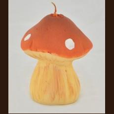 Мухомор круглий (7х9 см)