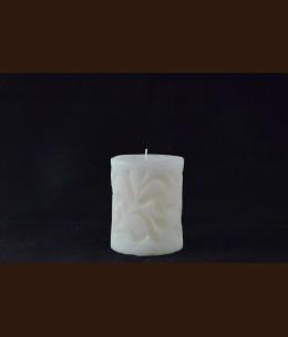 Cвічка Рококо біла (8 x 10 см) /9