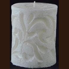Cвічка Рококо перламутр (8 x 15 см)