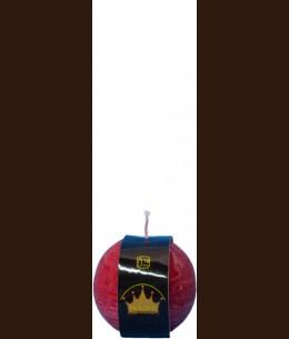Candel Rustic Ball cherry ( D-10 х 10, 70 hours ) / 6