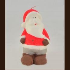 Санта в брюках большой (8х14 см)