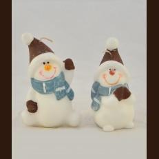 Снеговик (7х10 см)